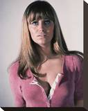 Susan George Stretched Canvas Print