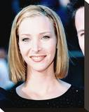 Lisa Kudrow Stretched Canvas Print
