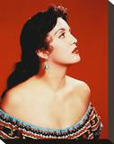 Katy Jurado Stretched Canvas Print