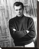 Dirk Bogarde Stretched Canvas Print