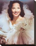 Merle Oberon Stretched Canvas Print