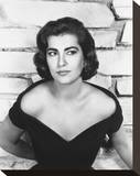 Irene Papas Stretched Canvas Print