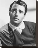 Peter Lawford Stretched Canvas Print