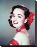 Ann Blyth Stretched Canvas Print