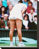 Martina Hingis Stretched Canvas Print