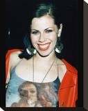 Fairuza Balk Stretched Canvas Print