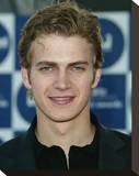 Hayden Christensen Stretched Canvas Print
