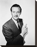 David Niven Stretched Canvas Print
