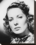 Maureen O'Hara Stretched Canvas Print