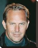 Kevin Costner Stretched Canvas Print