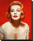 Arlene Dahl Stretched Canvas Print
