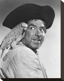 Robert Newton Stretched Canvas Print