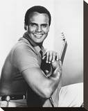 Harry Belafonte Stretched Canvas Print