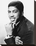 Ben E. King Stretched Canvas Print