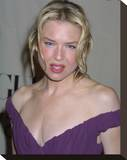 Renee Zellweger Stretched Canvas Print