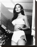 Nancy Kwan Stretched Canvas Print