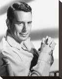 John Forsythe Stretched Canvas Print