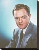 Van Heflin Stretched Canvas Print