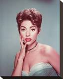 Rita Moreno Stretched Canvas Print