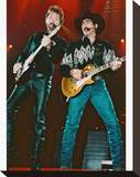 Kix Brooks & Ronnie Dunne Stretched Canvas Print