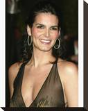 Angie Harmon Stretched Canvas Print
