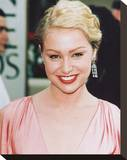 Portia de Rossi Stretched Canvas Print