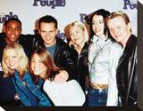 S Club 7 Stretched Canvas Print
