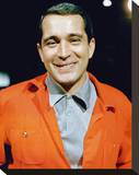 Perry Como Stretched Canvas Print