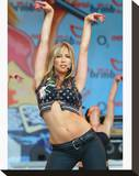Rachel Stevens Stretched Canvas Print