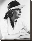 Gracie Fields Stretched Canvas Print