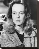 Sandy Dennis Stretched Canvas Print
