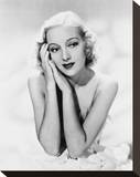 Evelyn Keyes Stretched Canvas Print