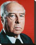 John Houseman Stretched Canvas Print