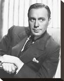 Jack Benny Stretched Canvas Print