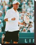 Lleyton Hewitt Stretched Canvas Print