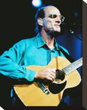 James Taylor Stretched Canvas Print