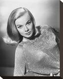 Leslie Parrish Stretched Canvas Print