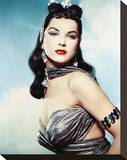 Debra Paget Stretched Canvas Print