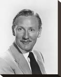 Leslie Phillips Stretched Canvas Print