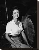 Noel Neill Stretched Canvas Print