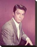 Guy Mitchell Stretched Canvas Print