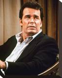 James Garner Stretched Canvas Print