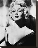 Jan Sterling Stretched Canvas Print