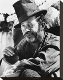 Warren Oates Stretched Canvas Print