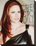 Melissa Gilbert Stretched Canvas Print