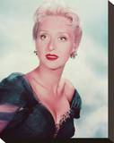 Celeste Holm Stretched Canvas Print