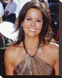 Brooke Burke Stretched Canvas Print