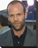 Jason Statham Stretched Canvas Print
