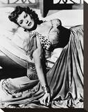 Maureen O`Hara Stretched Canvas Print