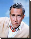 Jason Robards Stretched Canvas Print